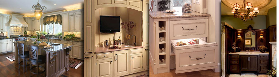 Cabinets For Kitchen, Bath, Entertainment, And More