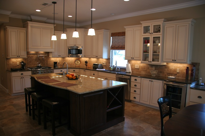 Monarch kitchen bath design orlando cabinets for Custom kitchen remodel